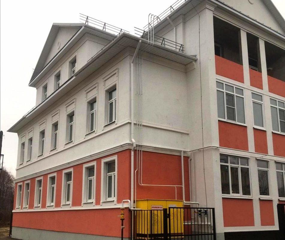 Проектирование, монтаж и запуск систем отопления, водоснабжения, канализации и газификации в трехэтажном доме на 28 квартир
